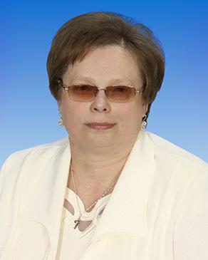Будкова Лариса Илларионовна
