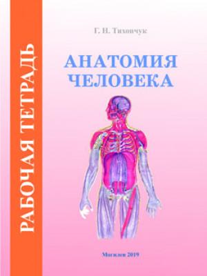 Тихончук, Г. Н. Рабочая тетрадь по курсу «Анатомия человека»