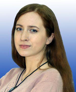 ЧЕРКАШИНА Дарья Викторовна