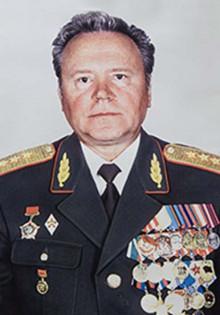 ЕГОРОВ Владимир Демьянович (1939–2016)