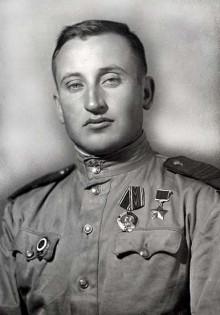 ЖМУРОВСКИЙ Дмитрий Петрович (1917–2010)