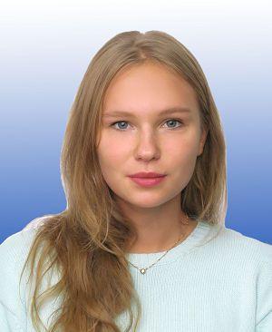 СУСЛОВА Александра Сергеевна